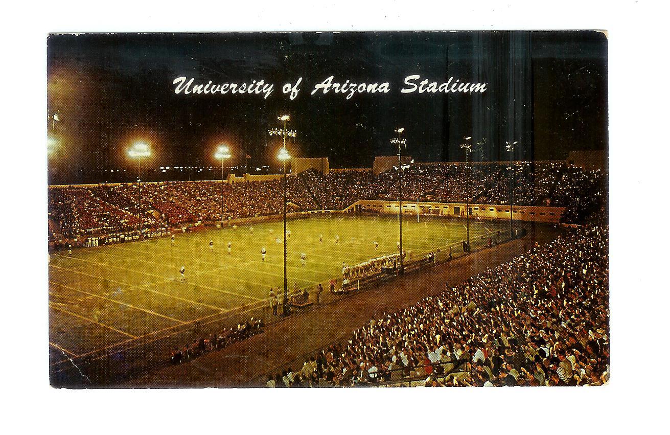 vintage university of arizona