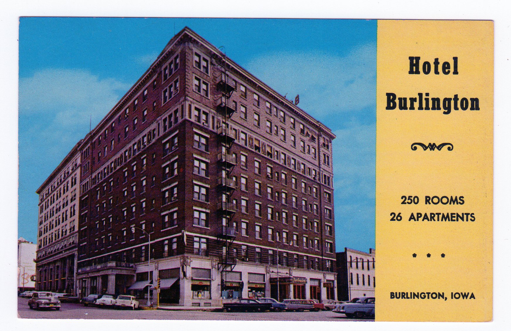 Burlington casino buffet