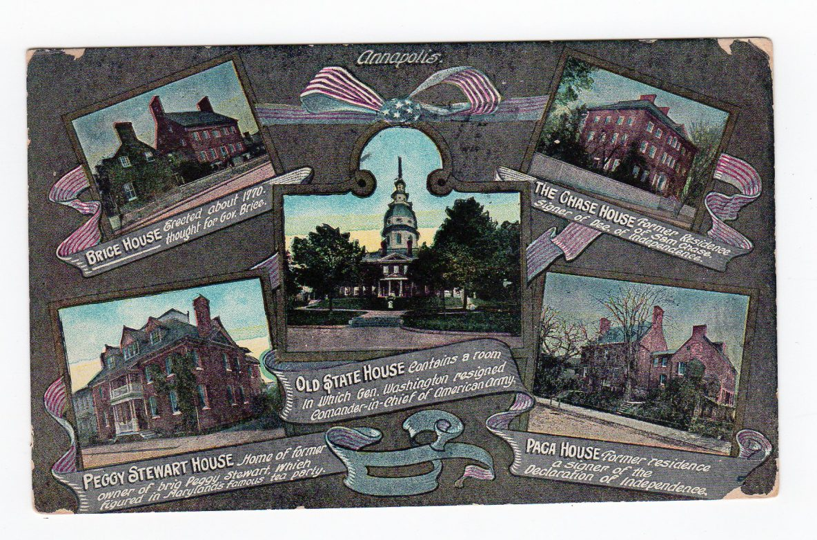 Cadillac Ranch Annapolis Product Categories Maryland Jackie39s Vintage Postcards