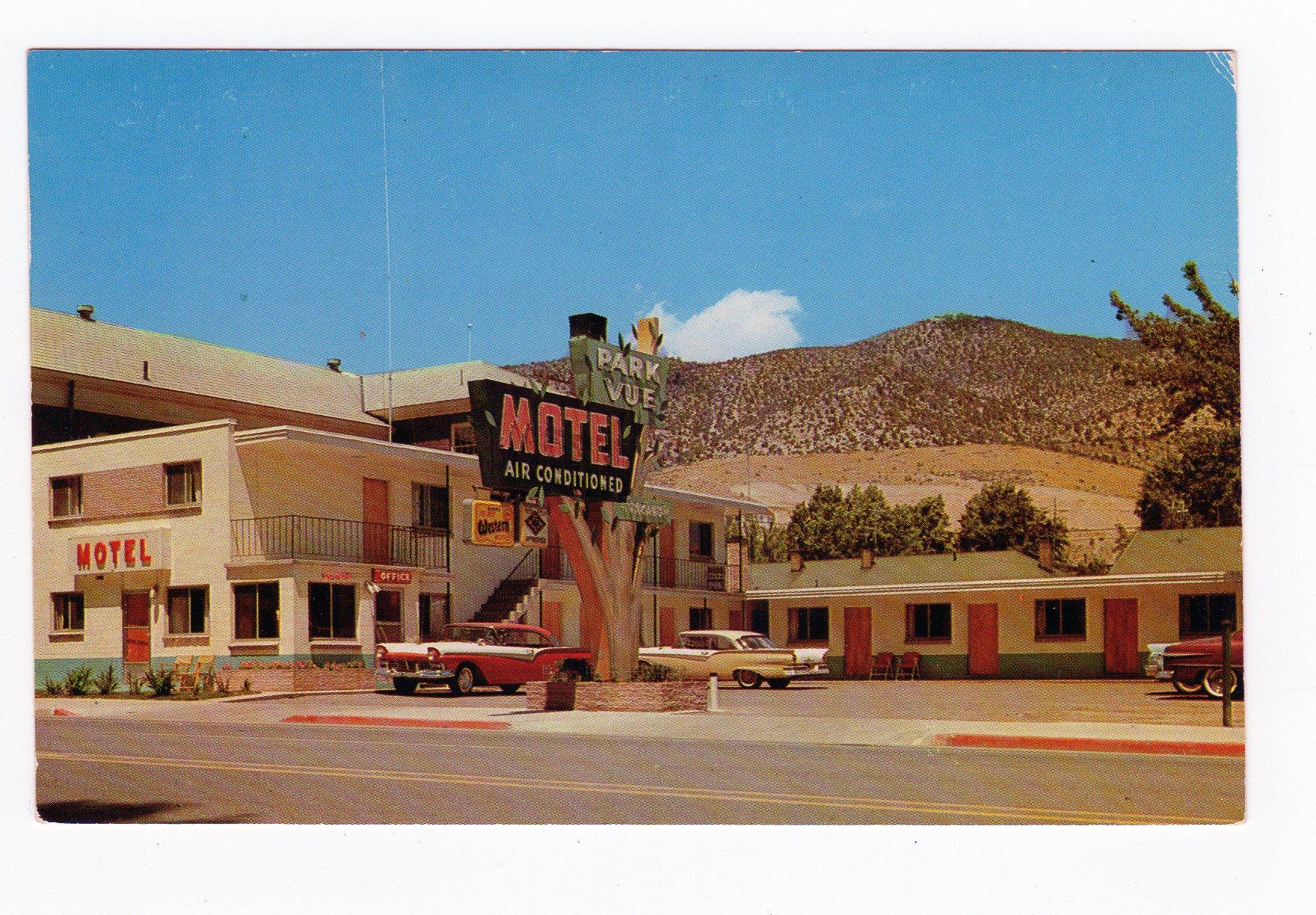 Motel  Ely